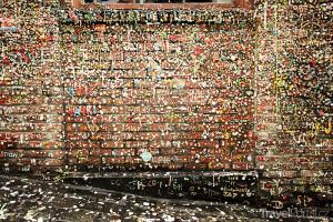Žvýkačková zeď Seattle