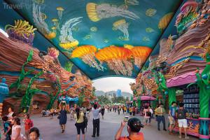 vodní svět Cheng-čchin Čína