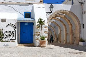 typická tuniská architektura