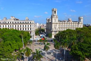 Plaza de la Revolución v Havaně