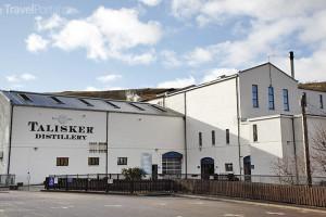 palírna Talisker Distillery