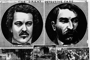 Scotland Yard - portréty kriminálníků z roku 1877