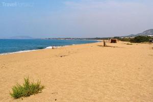 pláž Peloponés