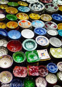 keramika na Jemaa el-Fna