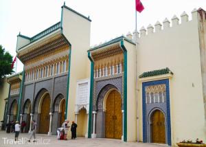 královský palác ve Fezu