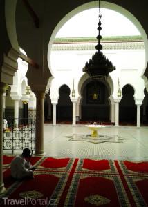 mešita ve Fezu