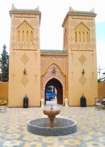 hotel v Maroku