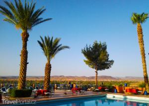 hotel Kenzi Azghour v Ouarzazate