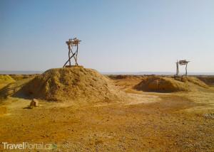 studny u města Erfoud
