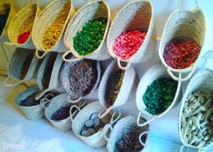 V rámci zájezdu Velký okruh Marokem jsme zavítali i do berberské lékárny