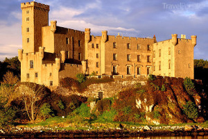 hrad Dunvegan Castle