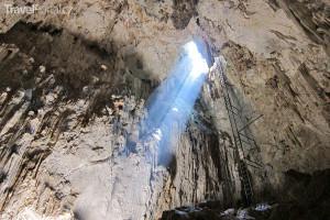 jeskyně v Kostarice