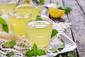 citronový likér limoncello