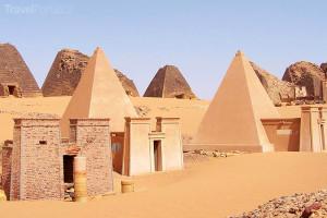 Meroe Súdán