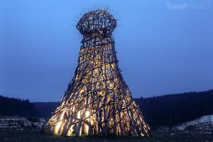 Nikolay Polissky: Lighthouse on Ugra (2004)