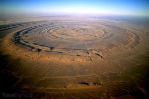 Richat neboli Oko Afriky