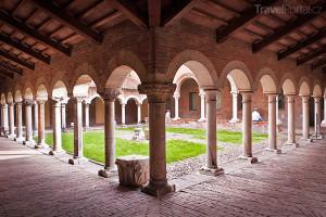 křížová chodba San Romano
