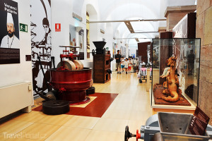 Muzeum čokolády v Barceloně