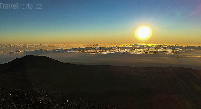 nejkrásnější východ slunce na světě