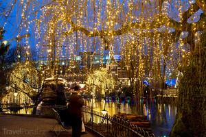 Vánoční Kodaň