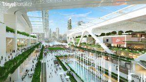 Meydan One vizualizace