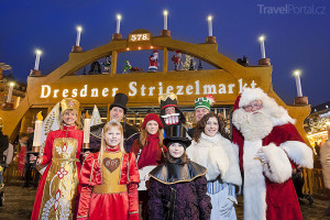 Vánoční Drážďany
