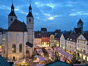 Vánoční Regensburg