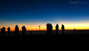 vrchol Mauna Kea