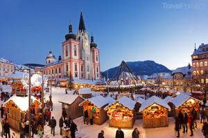 Vánoční Mariazell