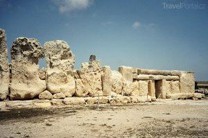chrám Hagar Qim