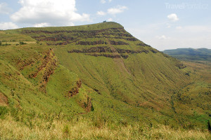 kráter Menengai