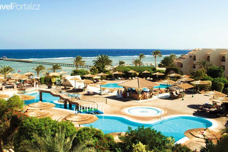 Zimní dovolená u moře: Egypt