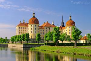 Moritzburg Německo