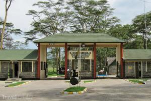 vchod do Nakuru
