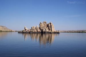 Původní svatyně v Lake Nasser