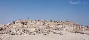 pyramida u Abú Rawáš