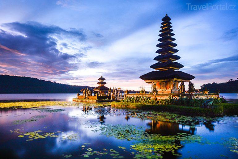na Bali bez víza