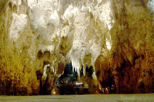jeskynní komplex Waitomo Glowworm Caves