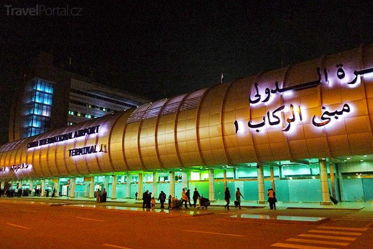 letiště v Káhiře
