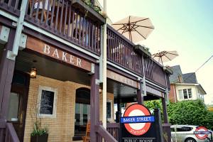 Baker Street hospoda
