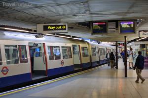 Baker Street metro