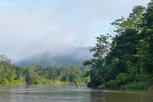 ostrov Borneo