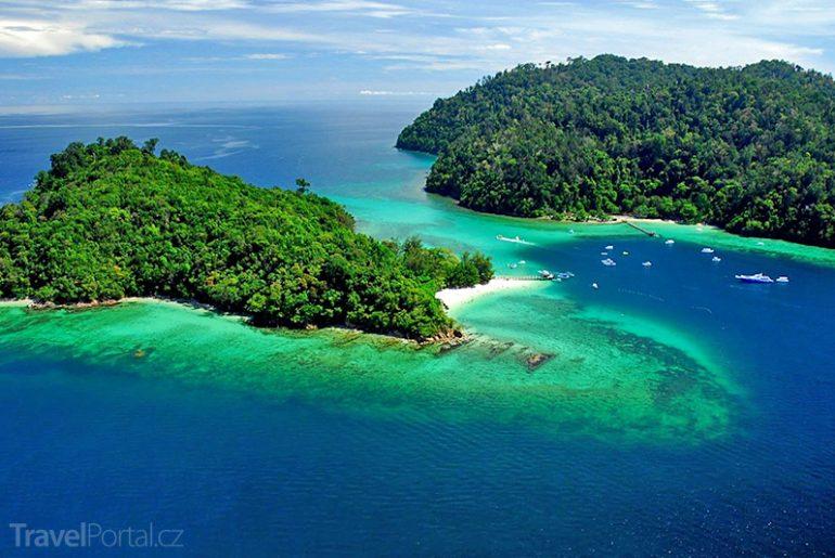 Gaya Island Borneo