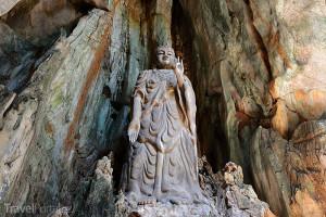 Buddha v Mramorových horách