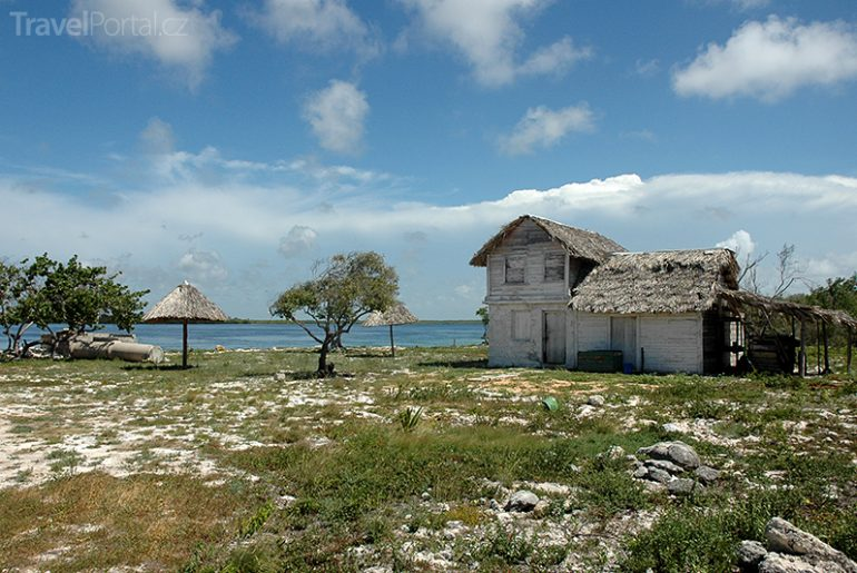 ostrůvek Cayo Sabinal