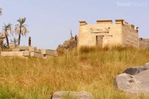 chrám boha Chnuma
