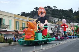 Karneval v Nice