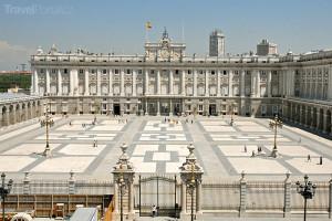 královský palác Palacio Real