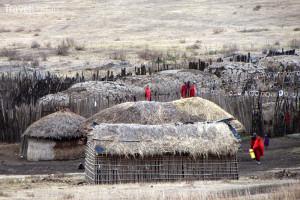 obydlí Masajů