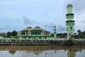 mešita v Tenggarongu